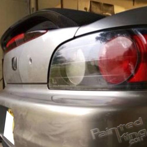 99-09 カーボン ホンダ S2000 AP1 AP2 リアスポイラートランクスポイラーOE_画像2
