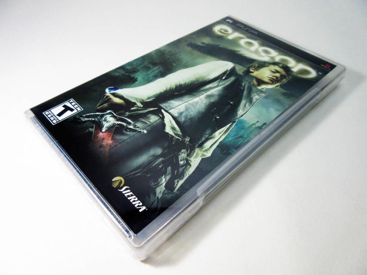 【新品未開封】【日本未発売 北米版 PSP】Eragon エラゴン 【日本のPSP本体で動作可】 SIERRA_画像10