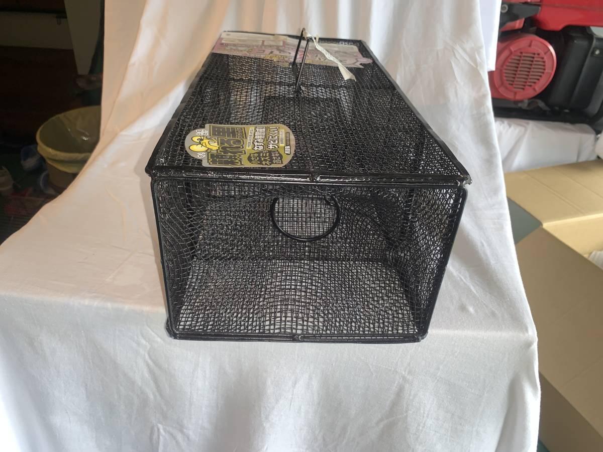 多頭捕りネズミ捕り 栄工業 スーパーラットV QB45 R-08 本体が二層構造になっていて、ネズミの警戒心をときます。_画像4