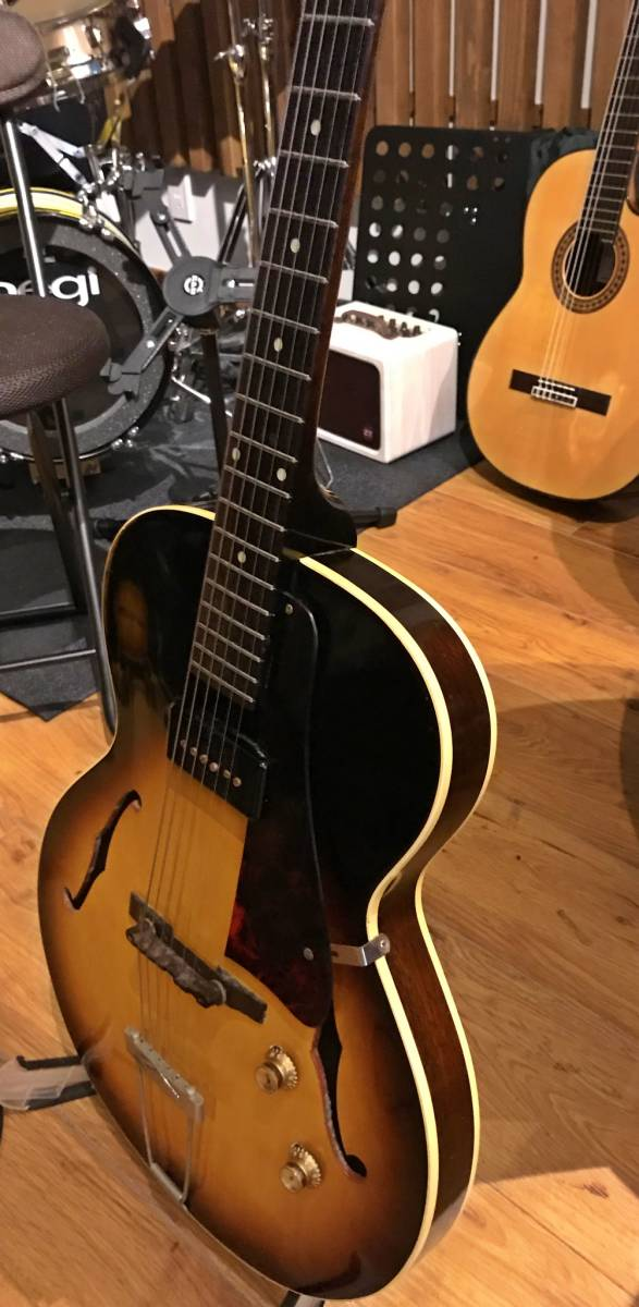"Gibson 125T ""63 _画像5"