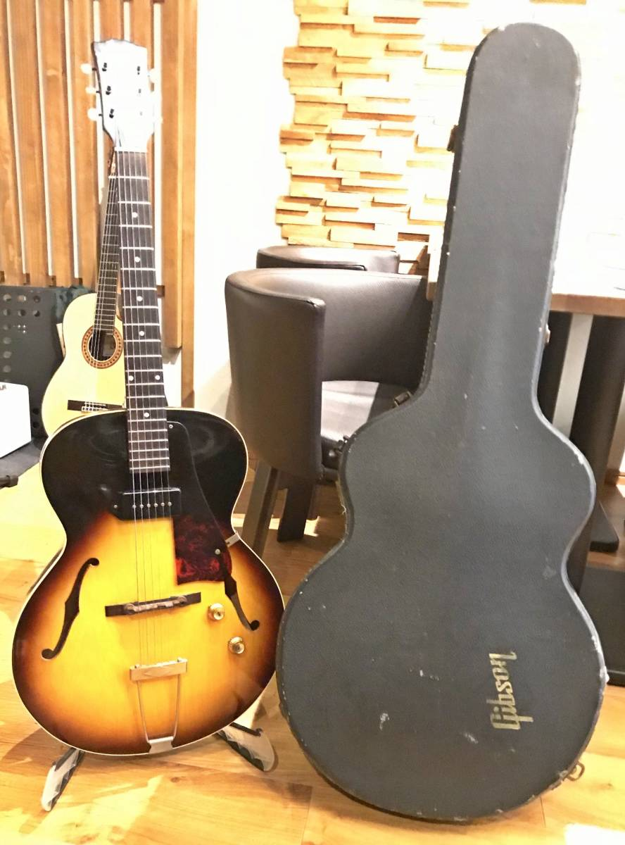 "Gibson 125T ""63"