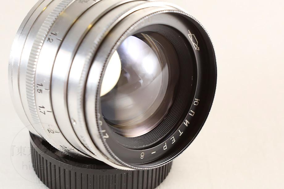 ジュピター8【分解清掃済み・撮影チェック済み】Jupiter-8 50mm F2.0 L39(Leica L) 上下キャップ_51e_画像6