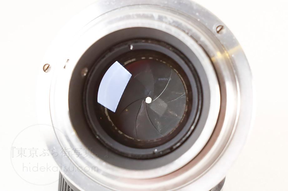 ジュピター8【分解清掃済み・撮影チェック済み】Jupiter-8 50mm F2.0 L39(Leica L) 上下キャップ_51e_画像8