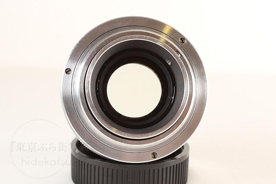 ジュピター8【分解清掃済み・撮影チェック済み】Jupiter-8 50mm F2.0 L39(Leica L) 上下キャップ_51e_画像5