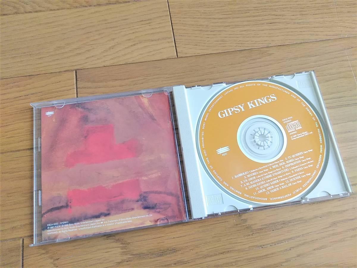 CD★ジプシーキングス★ルンバ★フラメンコ★ロック★ポップス_画像3