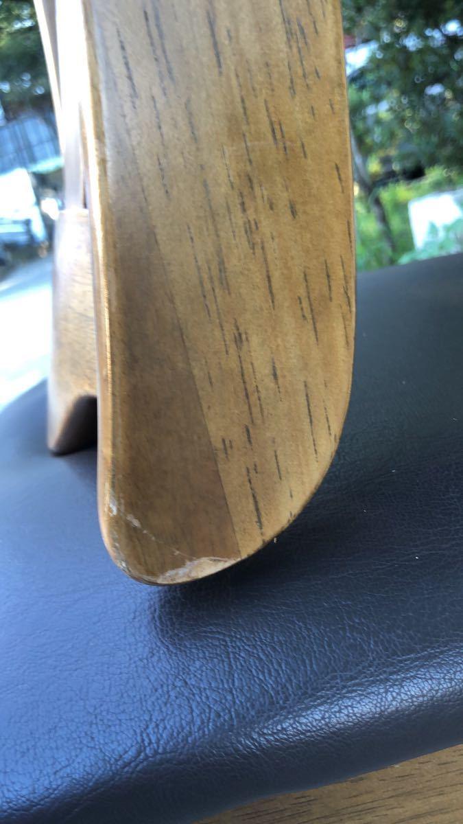 ダイニングチェア 椅子 イス 2脚 引取歓迎_画像7