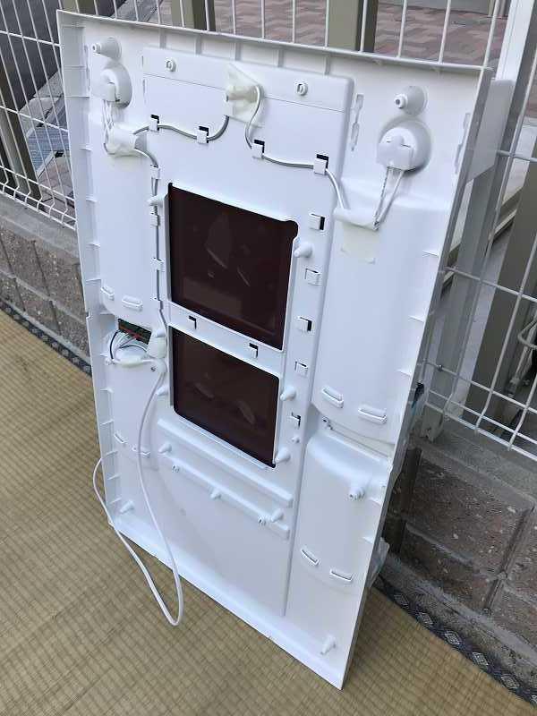 【新品・未使用】LIXIL(リクシル) 手洗台・洗面化粧台・ミラーキャビネット(幅60cm)☆「MFTX-601XF」☆直接引き取り可_画像6