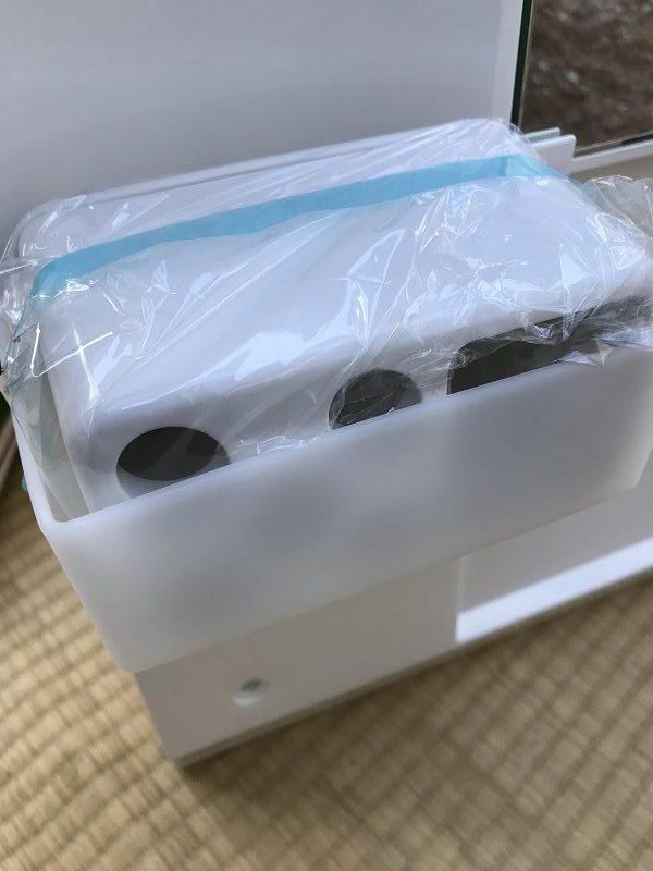 【新品・未使用】LIXIL(リクシル) 手洗台・洗面化粧台・ミラーキャビネット(幅60cm)☆「MFTX-601XF」☆直接引き取り可_画像7