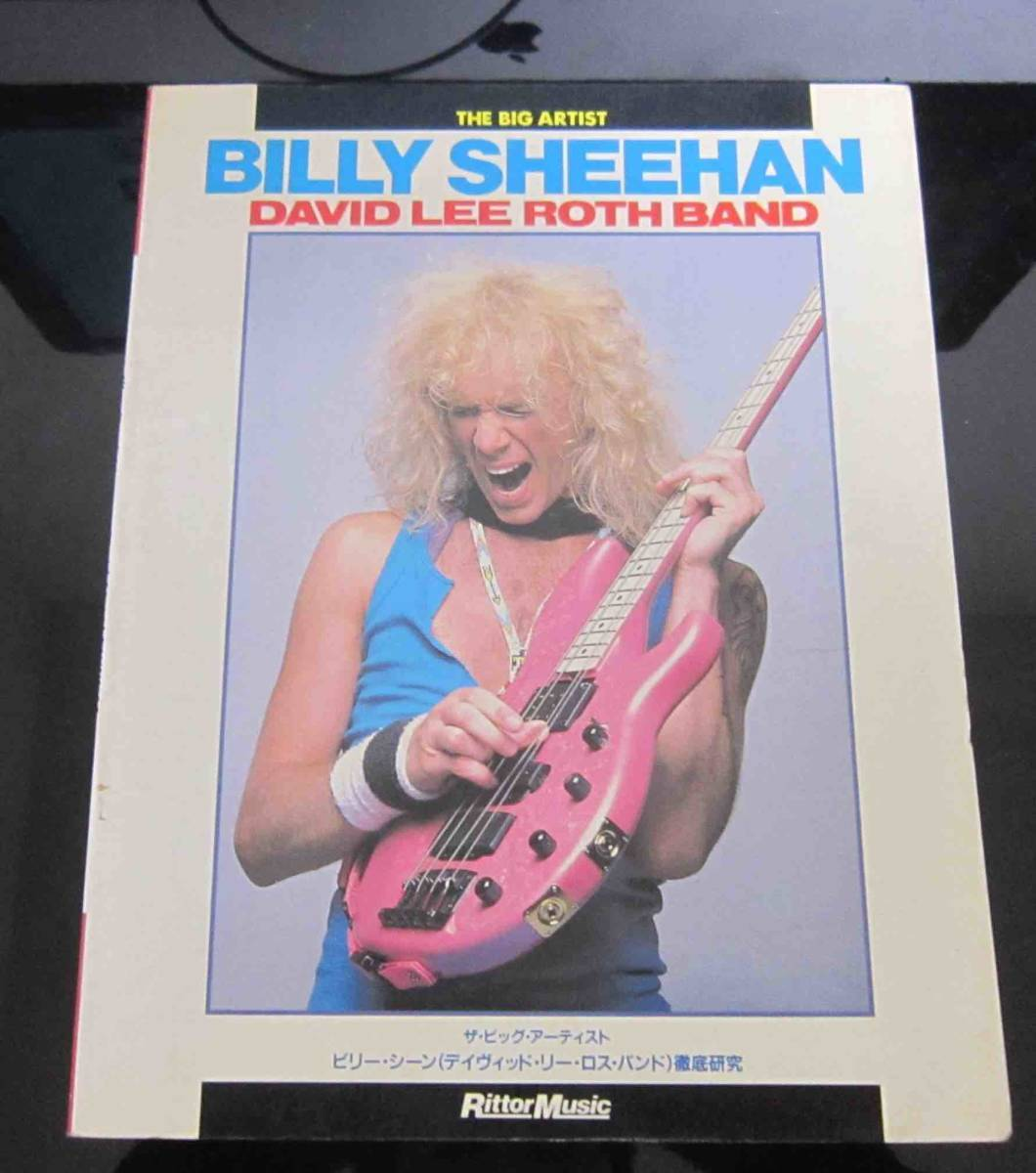 BILLY SHEEHAN /DAVID LEE ROTH BAND / 徹底研究_画像1