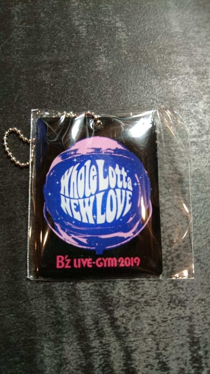 B'z 2019 Whole Lotta NEW LOVE tour final 千秋楽 ガチャガチャ 限定チャーム 9月10日 マリンメッセ福岡