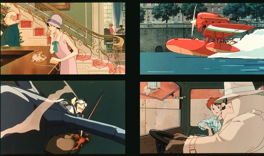 紅の豚 35mmフィルム 12枚 宮崎駿 スタジオジブリ_画像2