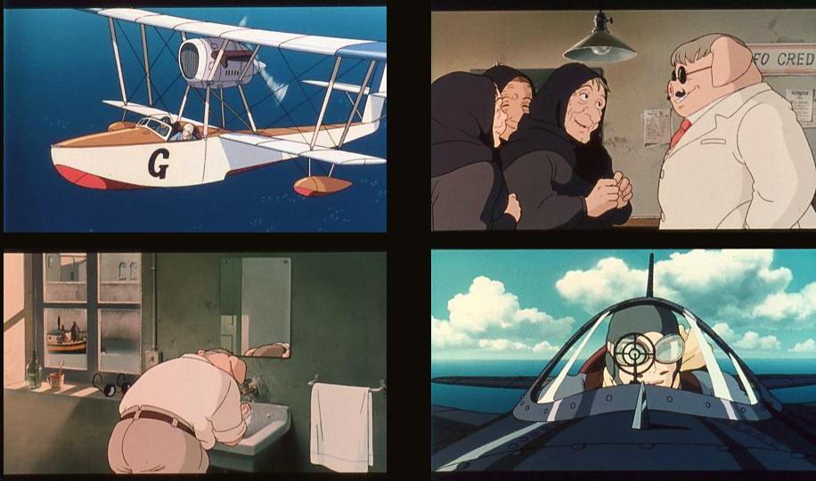 紅の豚 35mmフィルム 12枚 宮崎駿 スタジオジブリ_画像3