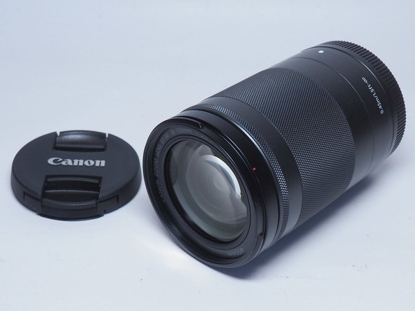 ★ CANON EF-M 18-150mm F3.5-6.3 IS STM ブラック ★
