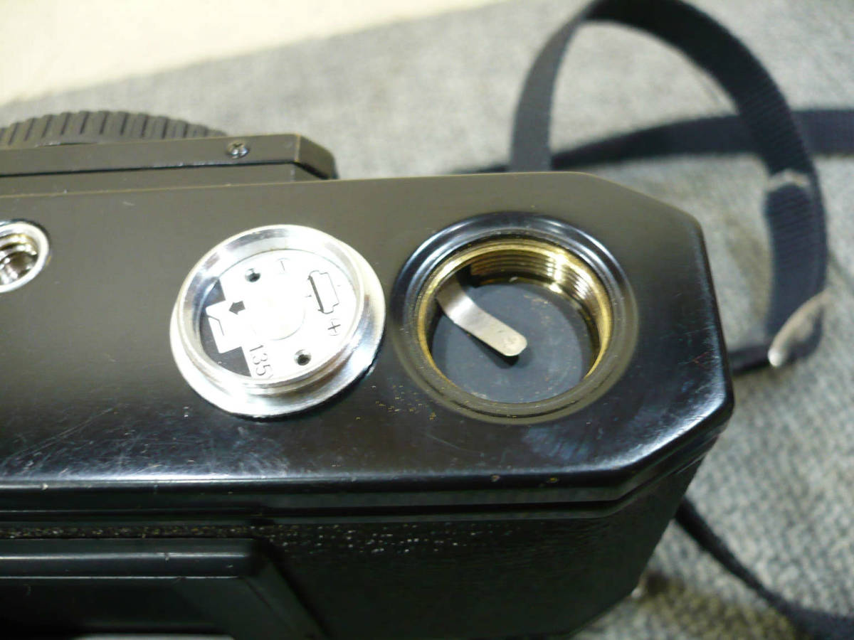 ★ビンテージ★CANON キャノン F-1 後期型 旧F-1 レンズ NEW FD 35mm 50mm 100-300mm_画像5