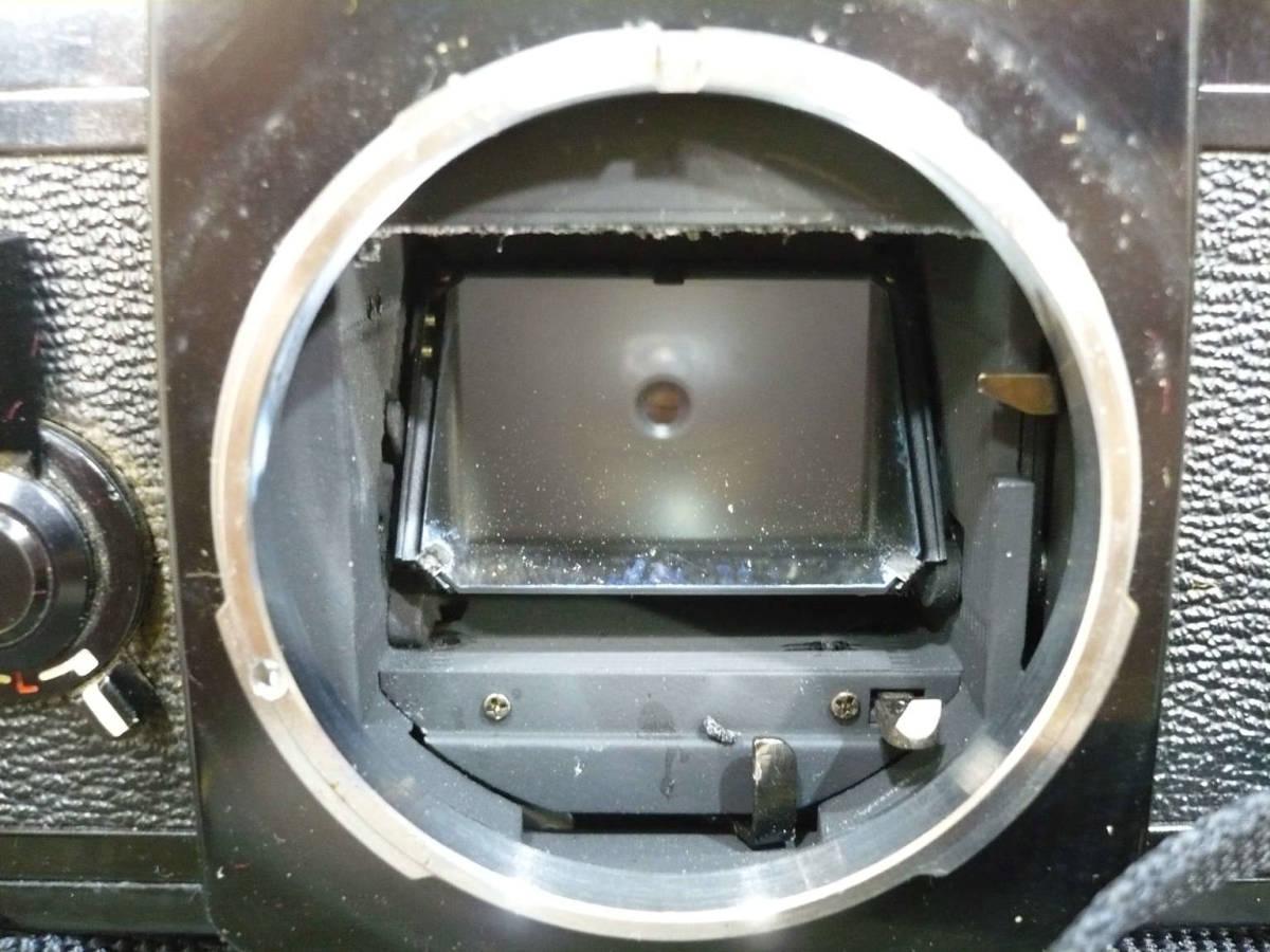 ★ビンテージ★CANON キャノン F-1 後期型 旧F-1 レンズ NEW FD 35mm 50mm 100-300mm_画像6