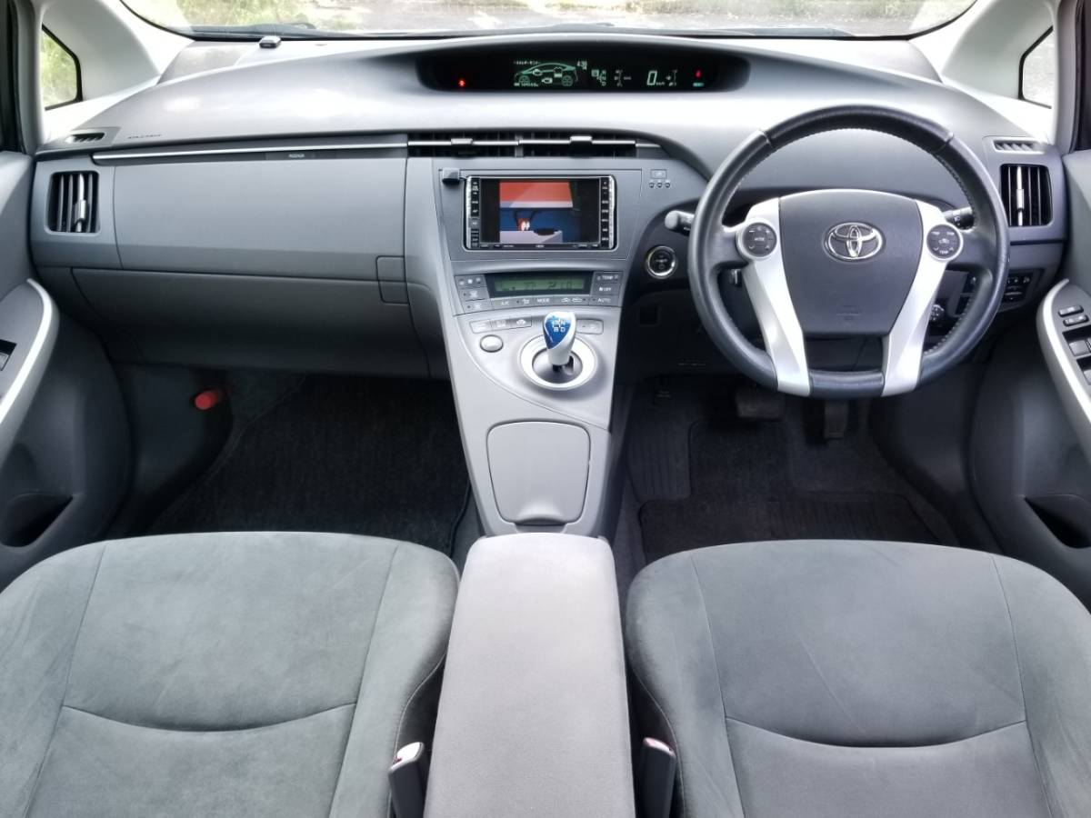 Prius 3 9 G HDD 2 ETC S 18AW