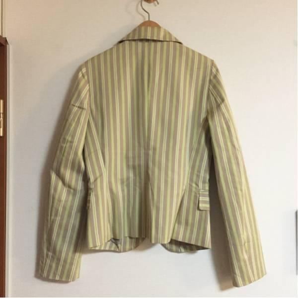 美品 MNG スクールジャケット ストライプ レディース モッズ パンク ライダース ビンテージ 50s60s70s80s90s_画像2