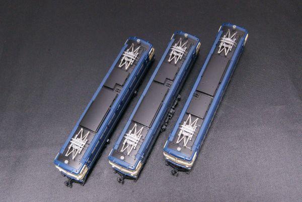★ TOMIX JR EF65 500形電気機関車(高崎機関区)セット限定品 ★_画像4