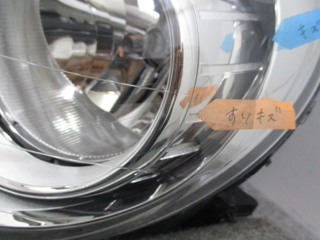 フィアット500 312 フィアット/Fiat 左ヘッドライト(68638)_画像3