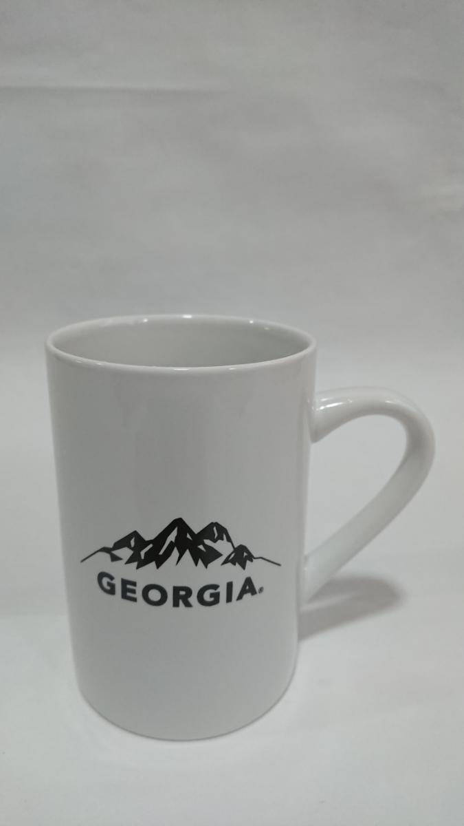 マグカップ ジョージア ムーミン ?