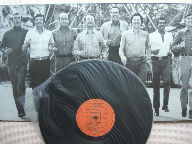 *【LP】Les Compagnons De La Chanson/Les Compagnons (S-64245)(輸入盤)_画像2