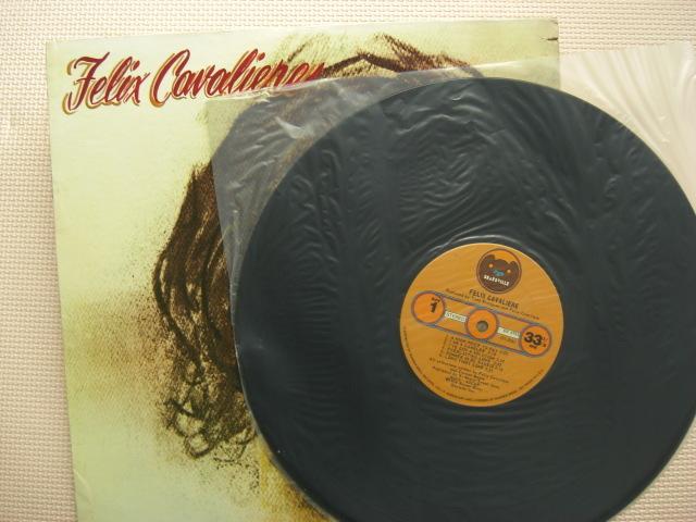 *【LP】Felix Cavaliere/Felix Cavaliere(BR6955)(輸入盤)_画像4