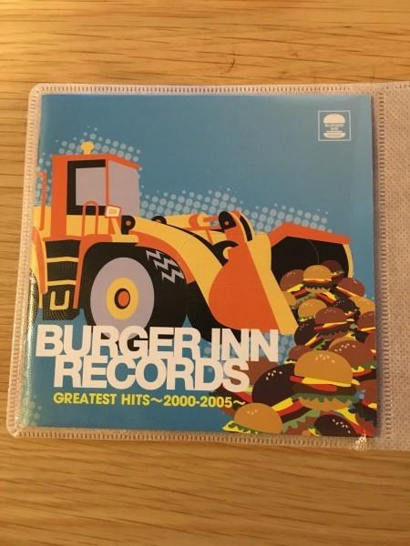 BURGER INN RECORDS GREATEST HITS~2000-2005~   歌詞カードとCDのみでの出品です