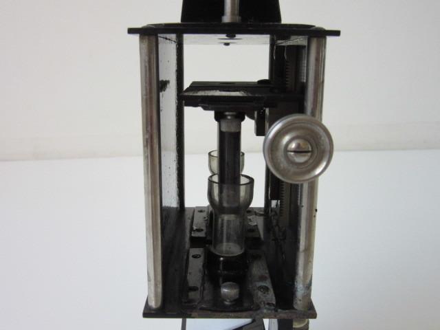 希少 Janke & Kunkel A.G Koeln ドイツ アンティーク 特殊 顕微鏡 木製ケース付 検/ Ernst Leitz Wetzlar ライツ ライカ レンズ_画像7