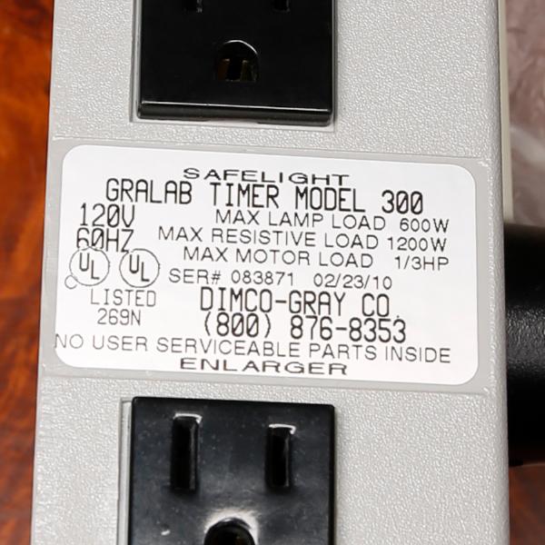 GRALAB 暗室タイマー