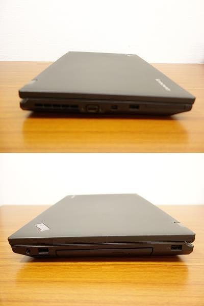 ★ストレージ1.0TB(新品SSD 512GB + HDD 500GB) ★大画面15.6インチ RAM 8.0GB Lenovo ThinkPad L540 Core i5-4200M 2.5GHz (2)_画像5