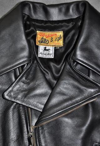 THE FEW プレシジョンズ ハリケーンジャケット ホースハイド 38 (旧リアルマッコイズニュジーランド)_画像5