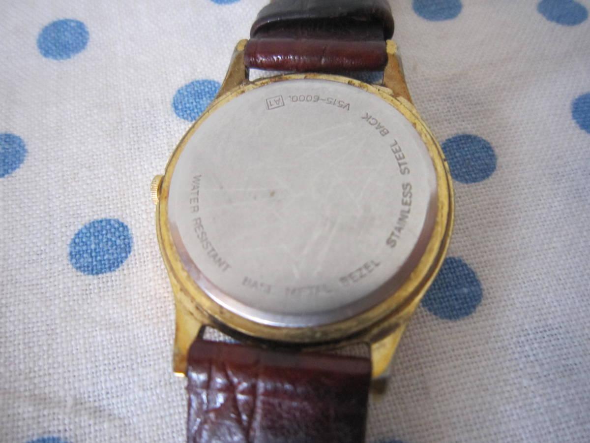 ◎*。  古いミッキーマウス 腕時計 ヴィンテージ レトロ  ディズニー ジャンク ① 。*◎_画像8