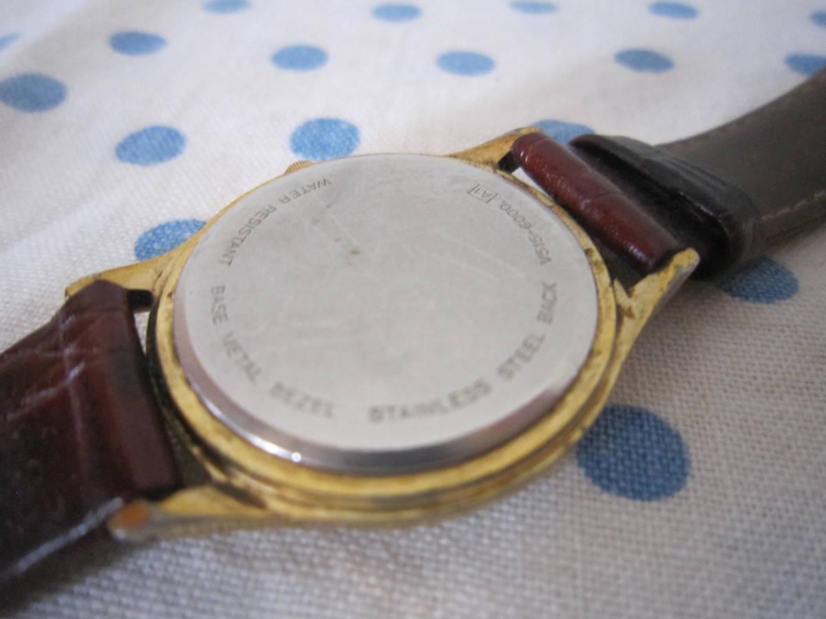 ◎*。  古いミッキーマウス 腕時計 ヴィンテージ レトロ  ディズニー ジャンク ① 。*◎_画像9