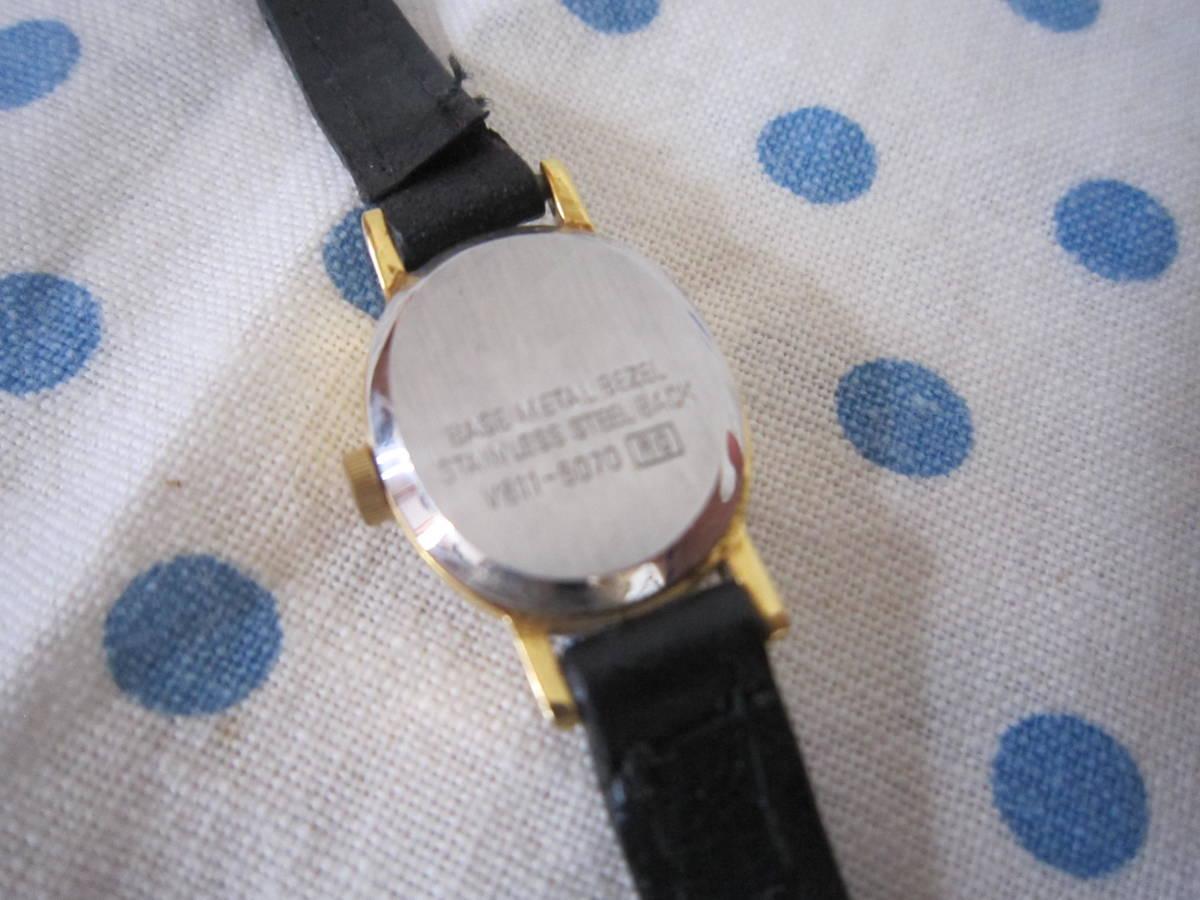 ◎*。  古いミッキーマウス 腕時計 ヴィンテージ チャイルド用 レトロ  ディズニー ジャンク ③ 。*◎_画像6