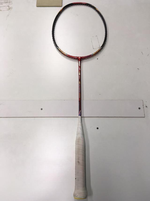 【正規品】モア AIR POWER 2800 YONEX ヨネックス バドミントンラケット ナノレイ800
