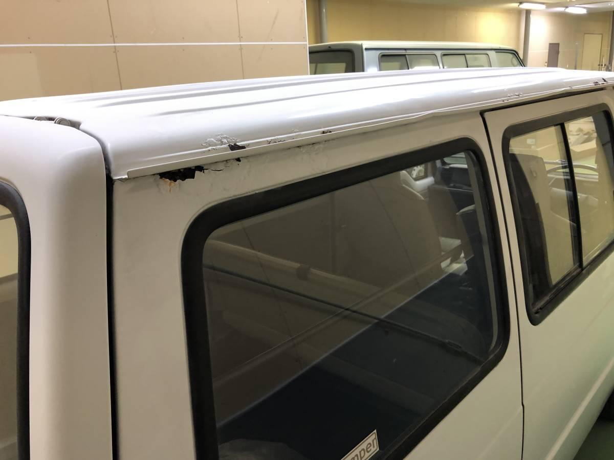 三菱 ミツビシ ミニキャブ ミニキャブバン 旧車 レストアベース 部品取り ジャンク_画像7