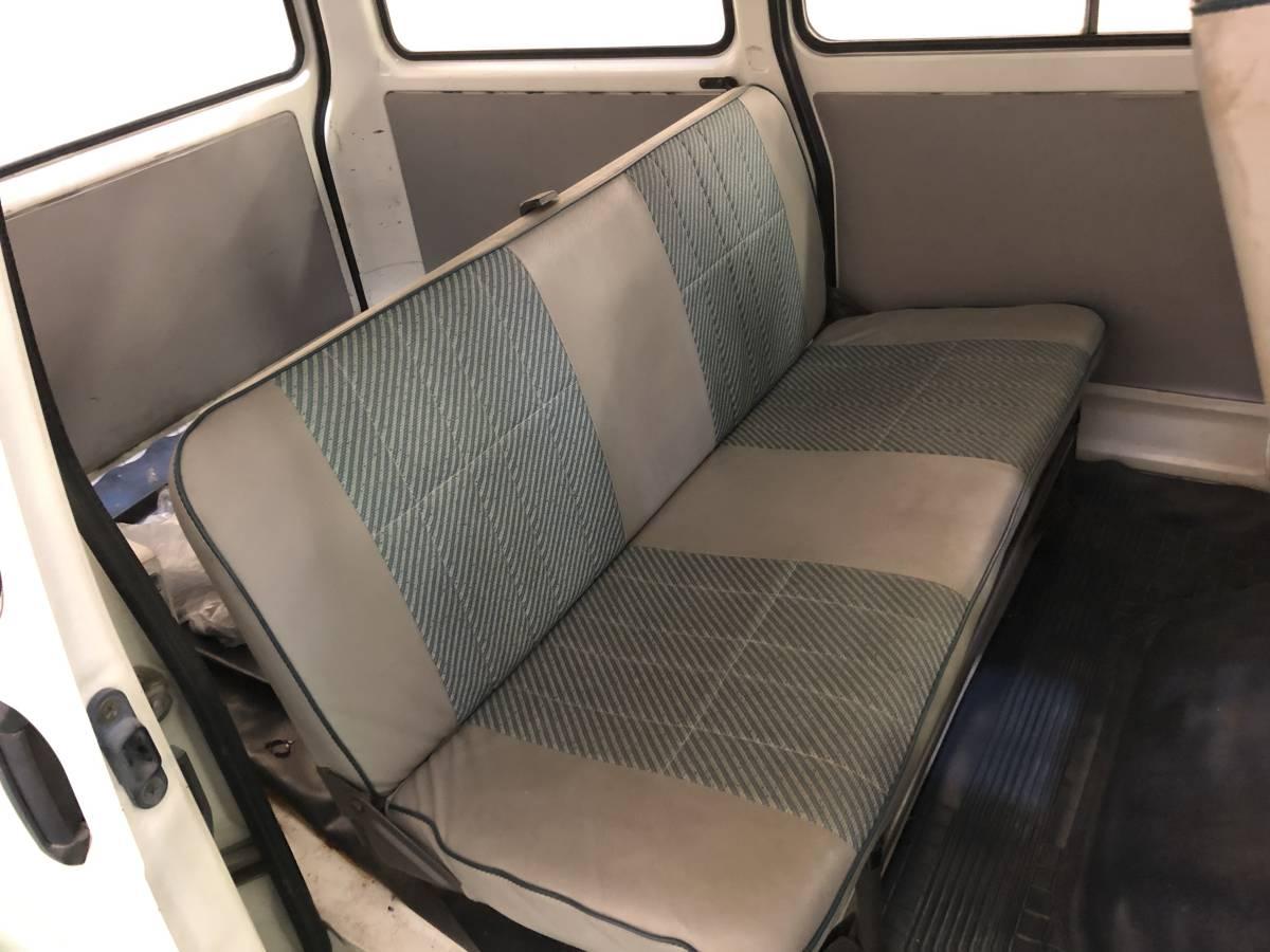 三菱 ミツビシ ミニキャブ ミニキャブバン 旧車 レストアベース 部品取り ジャンク_画像10