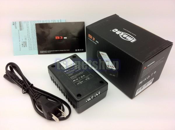 iMAX B3Pro 2~3セル用バランス充電器 AC電源内蔵 セキュリティコードシール_画像2