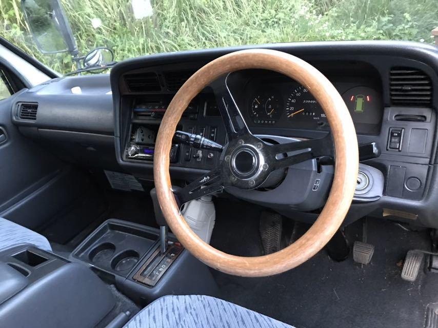 ハイエース4WD100系3000ターボキャンピング10人乗_画像2