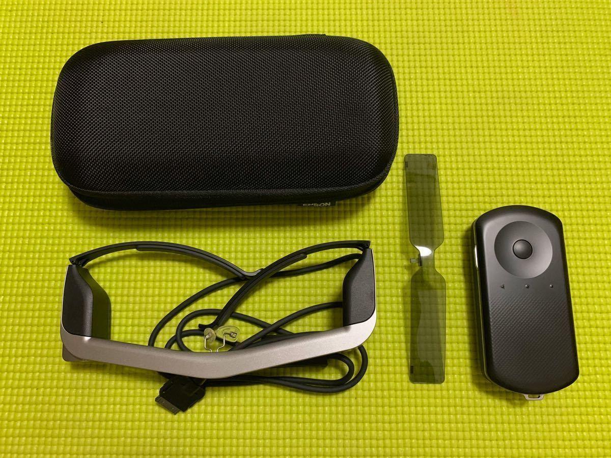 EPSON Smart Glasses BT-300_画像2