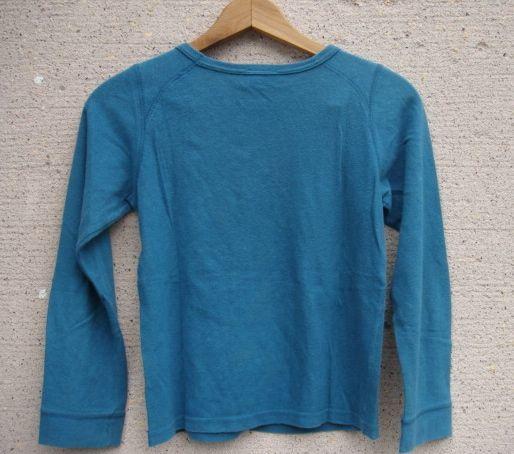 MINI-BA-TSU STUDIO バツ 長袖Tシャツ  150_画像3