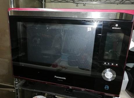 パナソニック 三ツ星ビストロNE-BS1100-RK 中古 完動品_画像1