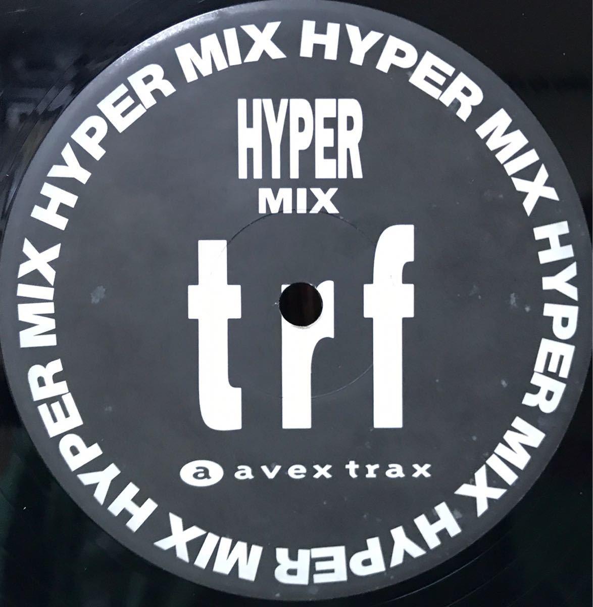 プロモ盤 trf TRF / 寒い夜だから12inchレコード その他にもプロモーション盤 レア盤 人気レコード 多数出品中_画像2