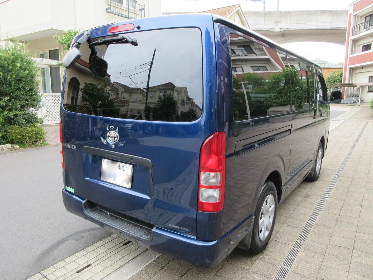 「☆☆格安 23年式 3型 DX 5速 ディーゼル ダークブルー 予備車検1年付き☆☆」の画像2