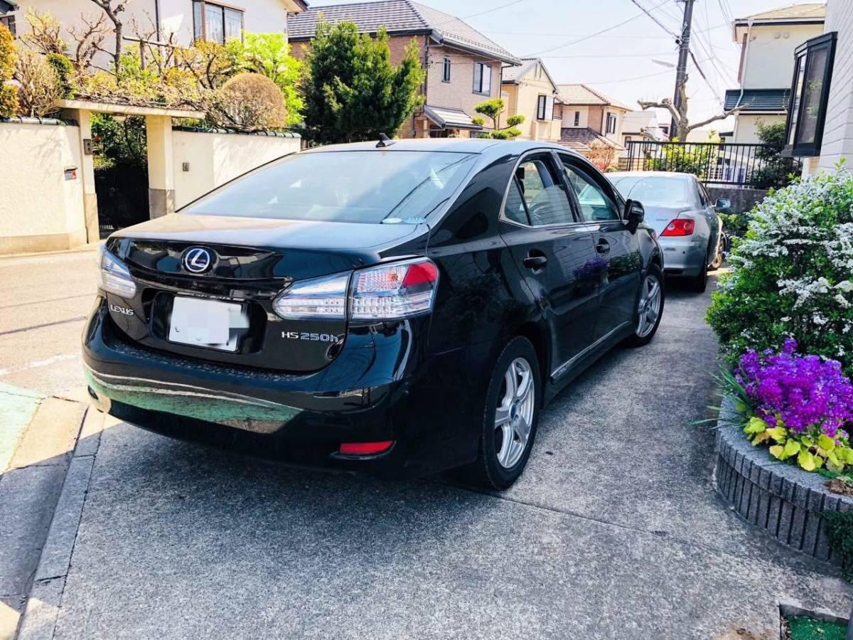 カードキー!(よく走ります!)レクサス 高級車!満2年!車検検付き!燃費とても良い!ハイブリッド!!_画像7