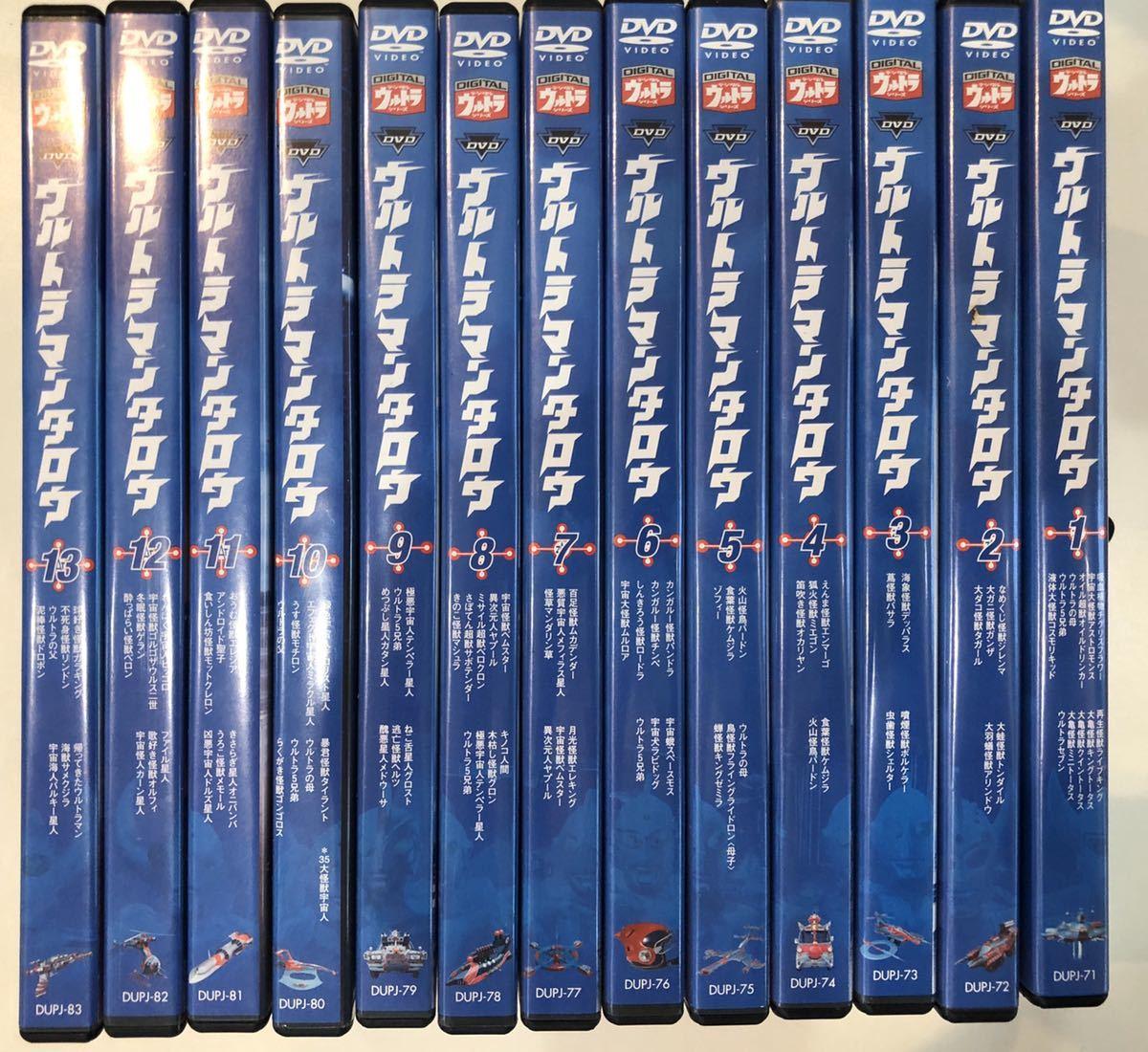ウルトラマンタロウ DVD セット ウルトラマン the movie 2 劇場版 ウルトラマンタイガ_画像2