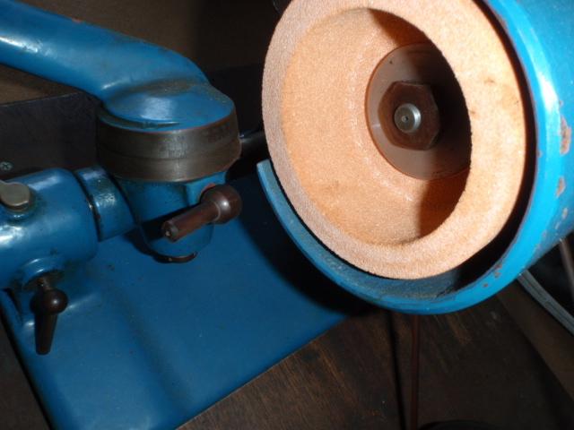 刃物研磨機 TAKAHASHI SEIKI  SUPER GRINDER  彫刻刃研磨_画像7