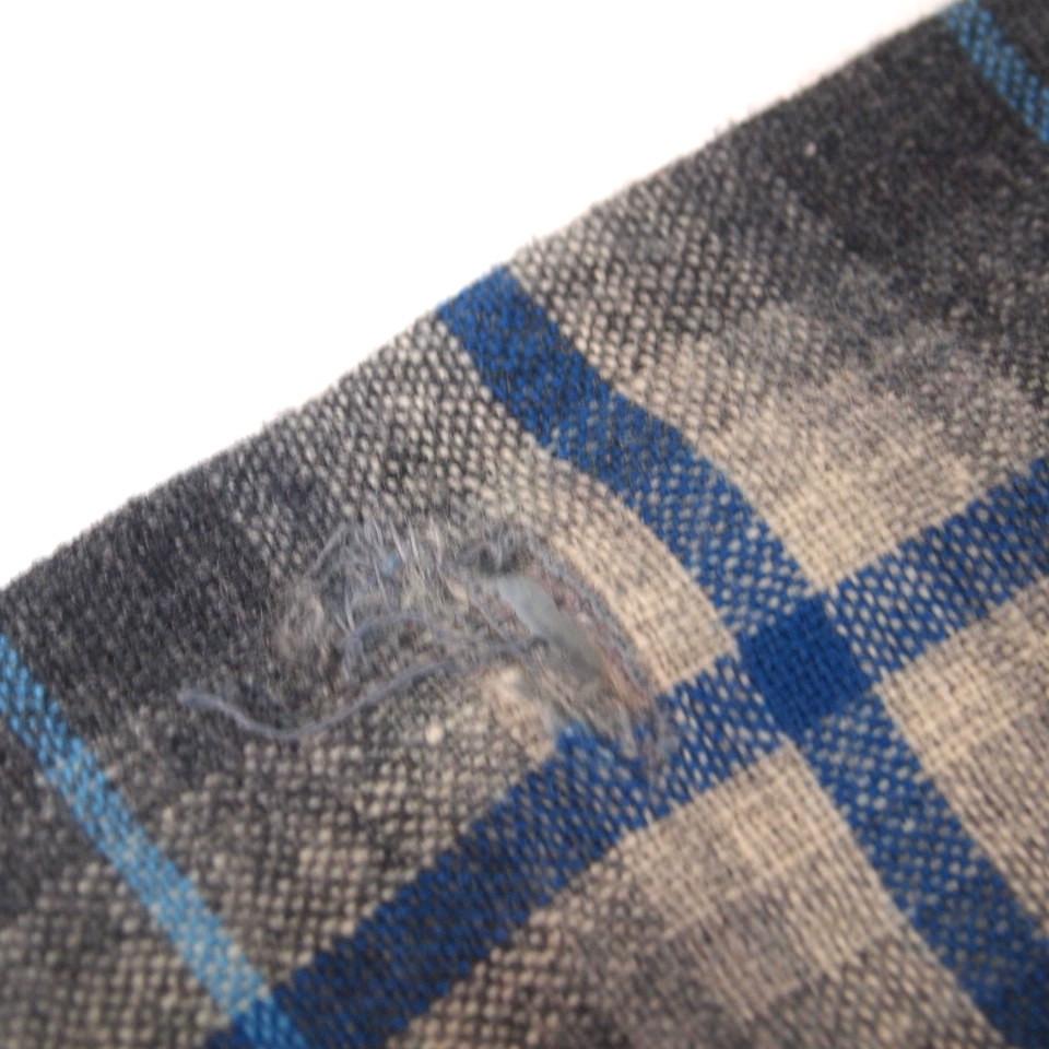 [L] 50s PENDLETON ウール シャツ ループカラー ペンドルトン シャドー チェック pendleton 50年代 ビンテージ vintage_画像6