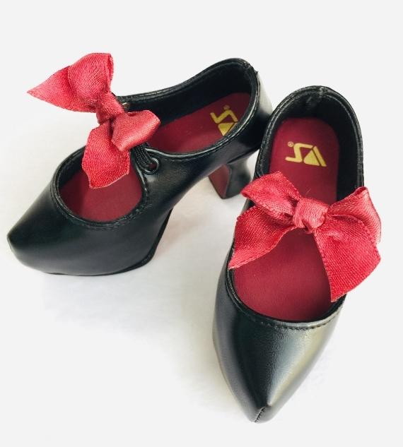 ボークス製 レディレイズナー・マスカレードドレス 靴のみ SD13B(ロング脚のみ対応)、SD16B、SD17B、SDGOU