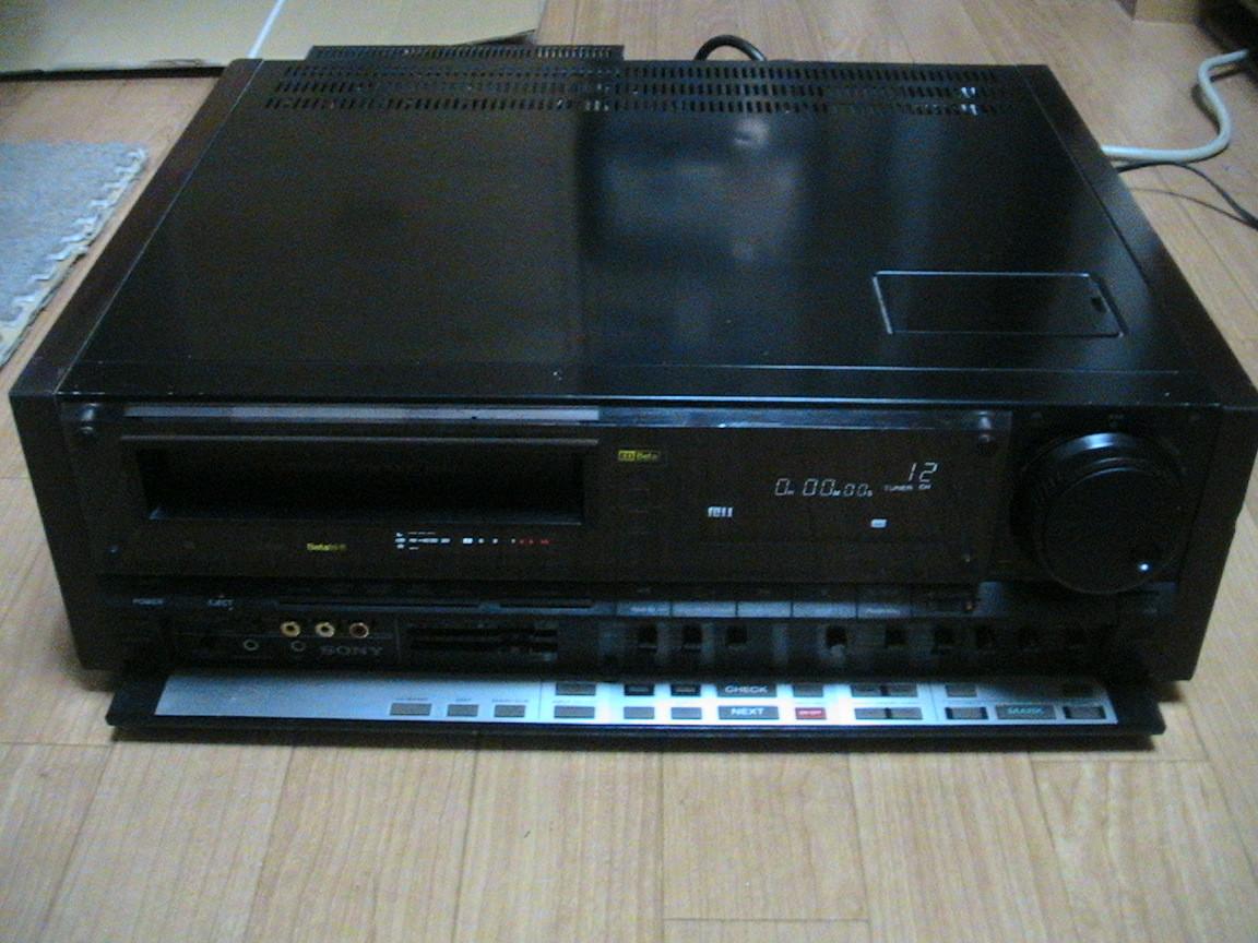 EDV-9000(整備済み動作美品) _画像2